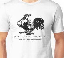 Awkward Cock Talk Unisex T-Shirt