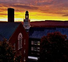 New Paltz Sunset by danimariex
