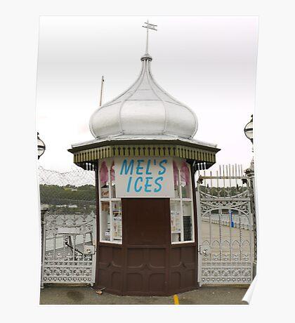 Bangor Pier Poster