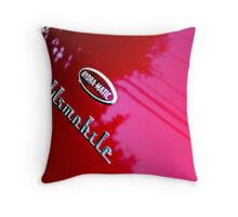 Hydra-Matic Olds Throw Pillow