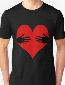 My Heart is in Your Hands Tee T-Shirt