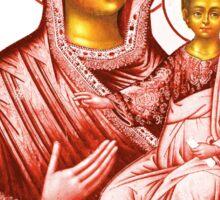 Red Icon Sticker