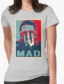 MAX ROCKATANSKY MAD Womens Fitted T-Shirt