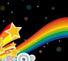 Rainbow In Space by JolenesTrailer