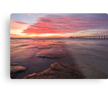 Sunrise@PL Metal Print