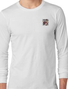 Ice Roses  Long Sleeve T-Shirt