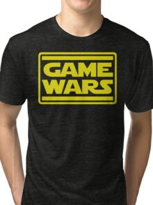 Game Wars Tri-blend T-Shirt