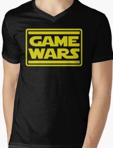 Game Wars Mens V-Neck T-Shirt