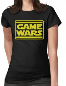 Game Wars Womens Fitted T-Shirt