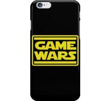 Game Wars iPhone Case/Skin