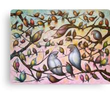 Bird Song #2 Canvas Print