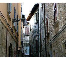 Forgotten Ascoli Photographic Print