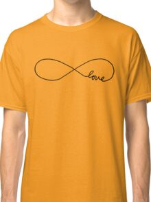 Infinite Love Classic T-Shirt
