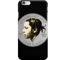 A.L.L.A Quarter iPhone Case/Skin