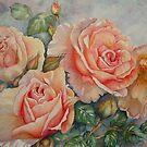 Evening Roses by Norah Jones