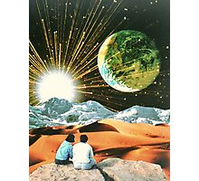Another Earth Photographic Print