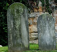 Halloween Headstones by dmvphotos