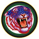 U.S. Tiger by CWR63