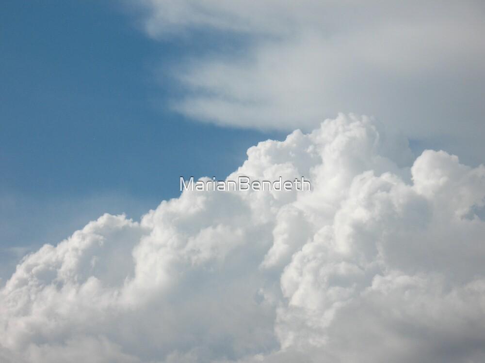 Irish Dancing Clouds by MarianBendeth