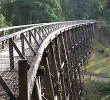 Trestle Bridge by aldemore