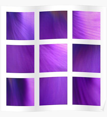Purple Fantasy Poster