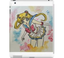 Watercolor Sailor Moon iPad Case/Skin