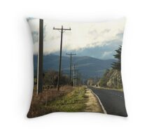 cannons lane Throw Pillow