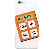 our Math! iPhone Case/Skin