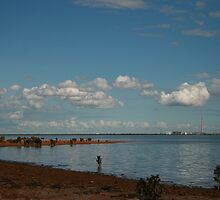 Port Pirie Smokestack by pablosvista2
