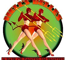 Hell's Belles by CWR63