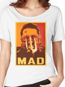 Max Rockatansky MAD (furycolor 2) Women's Relaxed Fit T-Shirt
