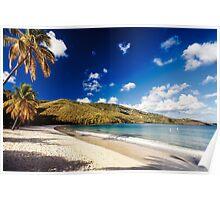 Magens Bay , St. Thomas, US Virgin Islands Poster