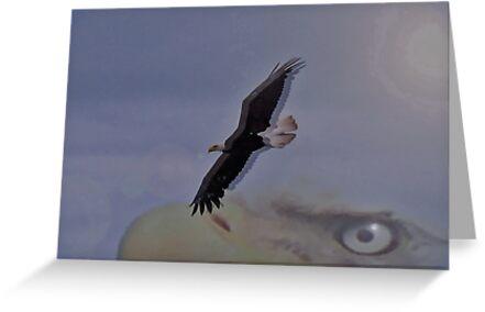 Spirit In The Sky by Gail Bridger