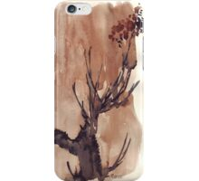 Listening to whispers in the wind iPhone Case/Skin