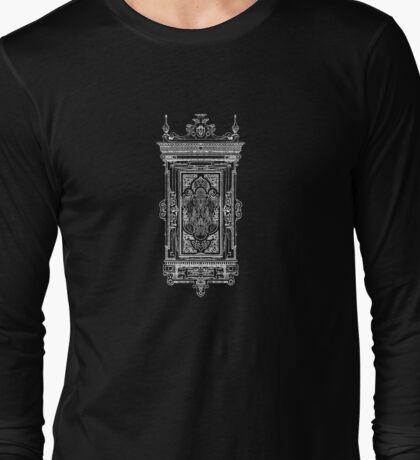 German Renaissance furniture - white Long Sleeve T-Shirt