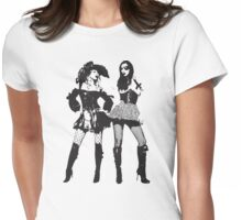 Wenches Womens Fitted T-Shirt