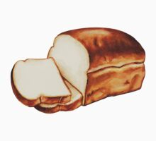 Bread Loaf Pattern Kids Clothes