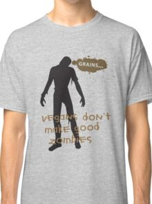 Vegan Zombies Classic T-Shirt