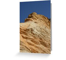 Coloured Sands... Greeting Card