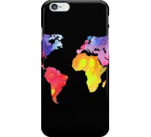 Our Colorful World iPhone Case/Skin
