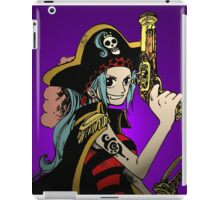 """One Piece: """"I'm Going to Be Queen of the Pirates!"""" iPad Case/Skin"""