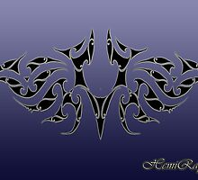 Maori back tattoo by hemi rapaea