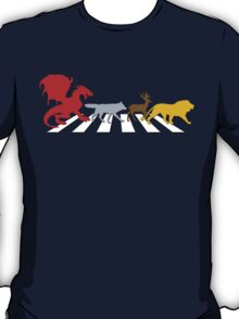 westeros road (color) T-Shirt
