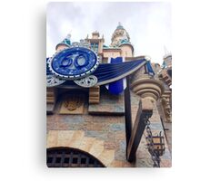 Disneyland Diamond Celebration Metal Print