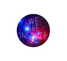 We Are Infinite Photographic Print
