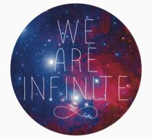 We Are Infinite One Piece - Short Sleeve