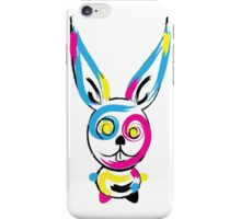 CMYK Bun-Bun iPhone Case/Skin