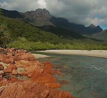 Thorsborne Trail, Hinchinbrook Island, Australia. by Paul Stewart