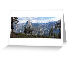 yosemite wilderness 2 Greeting Card