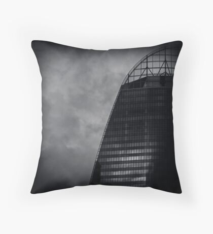 La Defence III Throw Pillow